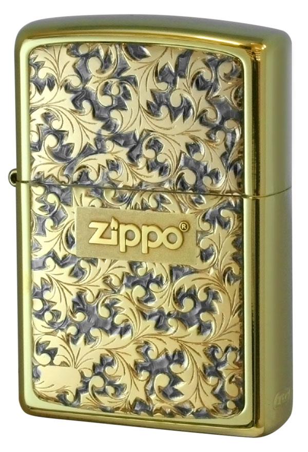 Zippo ジッポー #200金チタン #K-07