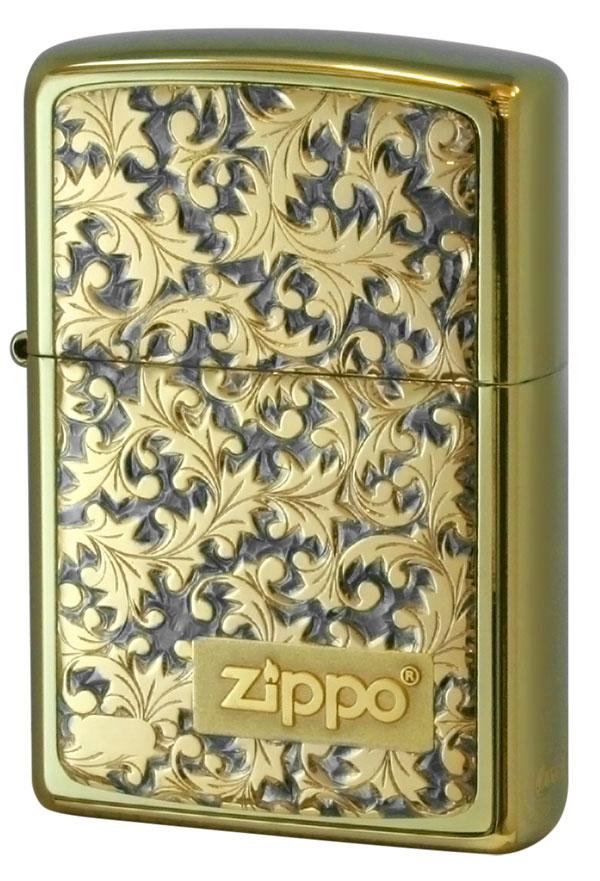 Zippo ジッポー #200金チタン #K-08