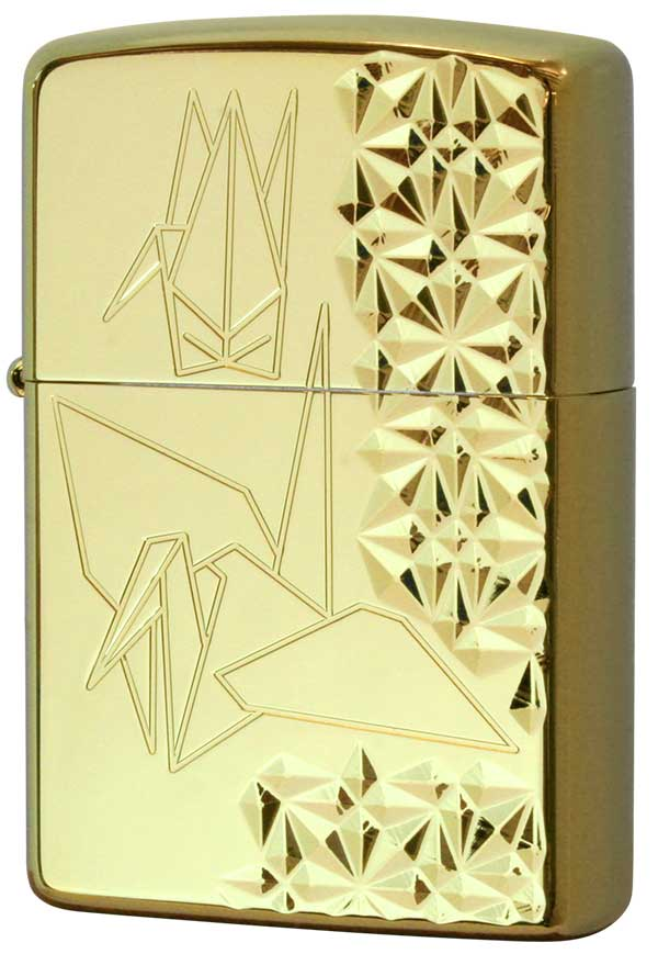 Zippo ジッポー 金チタンZ Japan classic of engrave #2