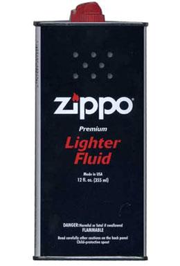Zippo ジッポー アクセサリー オイル大 355ml