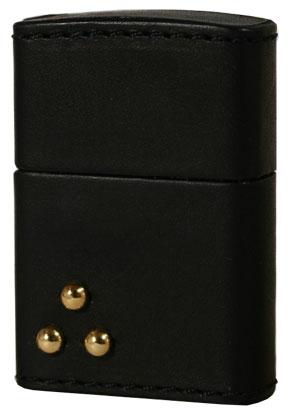 Zippo ジッポー Leather Works CHAOS LWC(Z)スリードットスタッズ