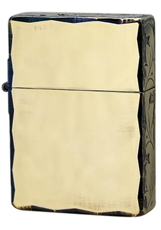 Zippo ジッポー 手彫り 1935-3H/C2 Br