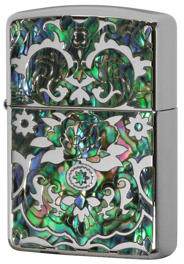 Zippo ジッポー Mosaic Shell モザイクシェル DS-A