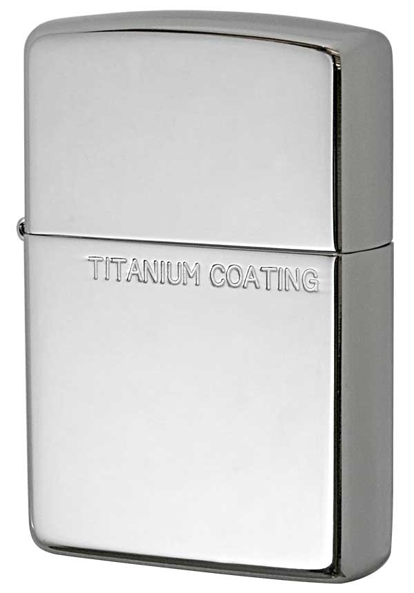 Zippo ジッポー Titanium Coating チタニュームコーティング 200TC-S メール便可