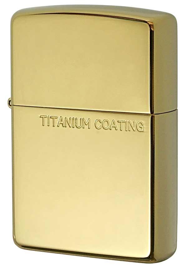 Zippo ジッポー Titanium Coating チタニュームコーティング 200TC-G