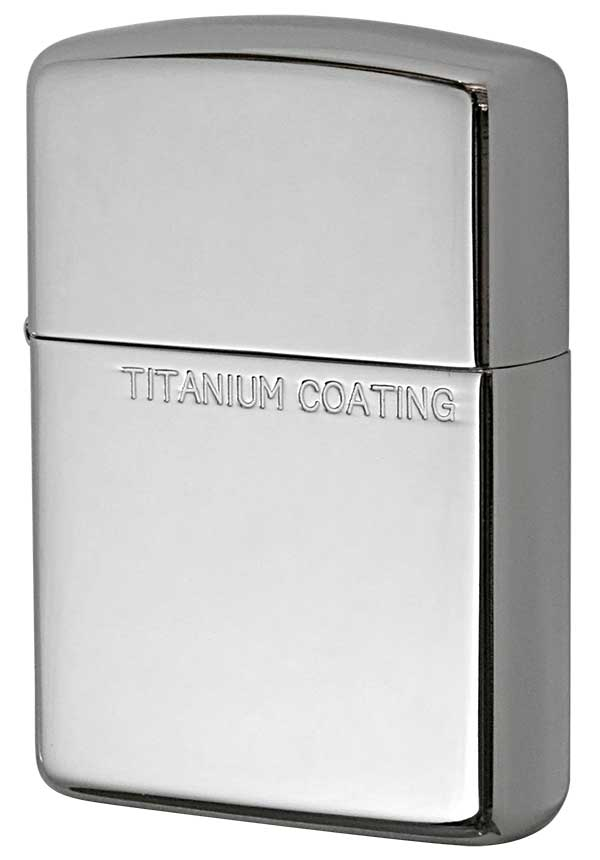 Zippo ジッポー アーマー Titanium Coating チタニュームコーティング 162TC-S