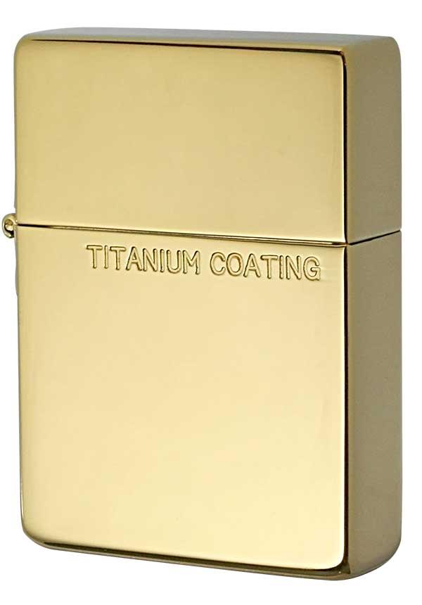 Zippo ジッポー Titanium Coating チタニュームコーティング 1935TC-G