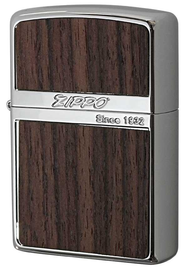 Zippo ジッポー Wood Series ウッドシリーズ WN-Wood ライト ローズウッド