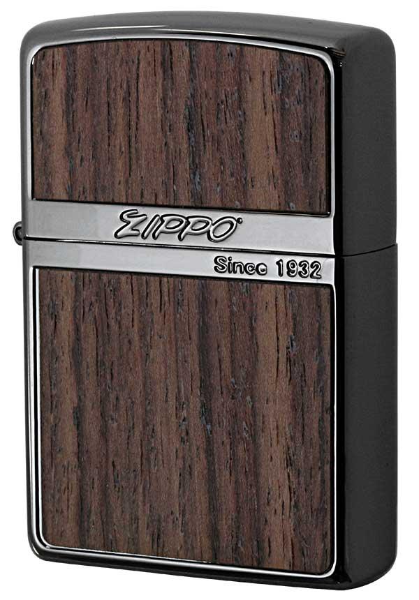 Zippo ジッポー Wood Series ウッドシリーズ NB-Wood ライト ローズウッド
