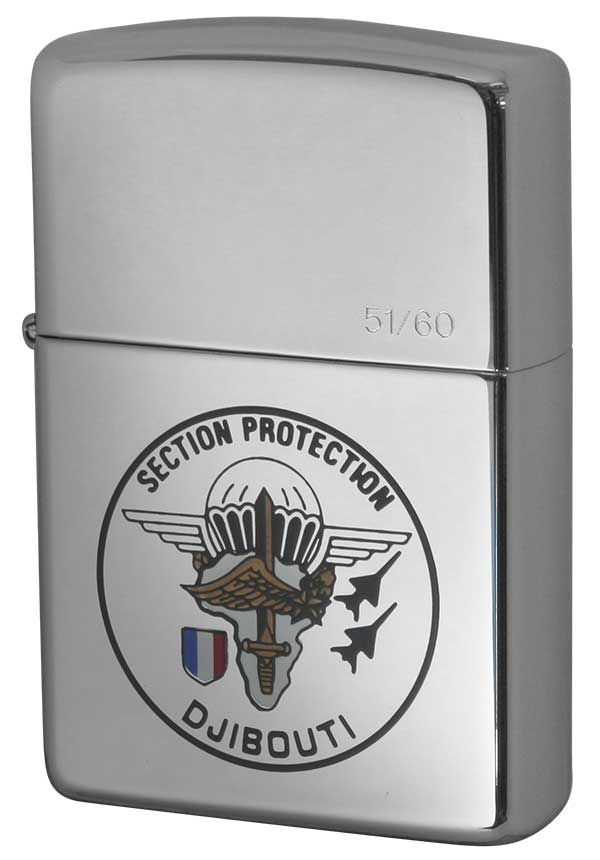 Zippo ジッポー 絶版・1998年製造 フランス軍 ARMED FORCES FRENCH 12 メール便可