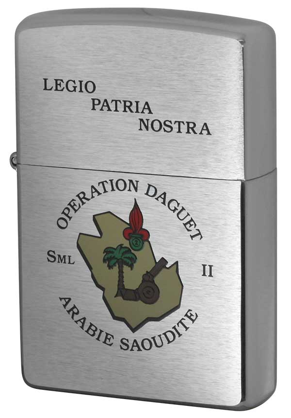 Zippo ジッポー 絶版・1997年製造 フランス軍 ARMED FORCES FRENCH 13