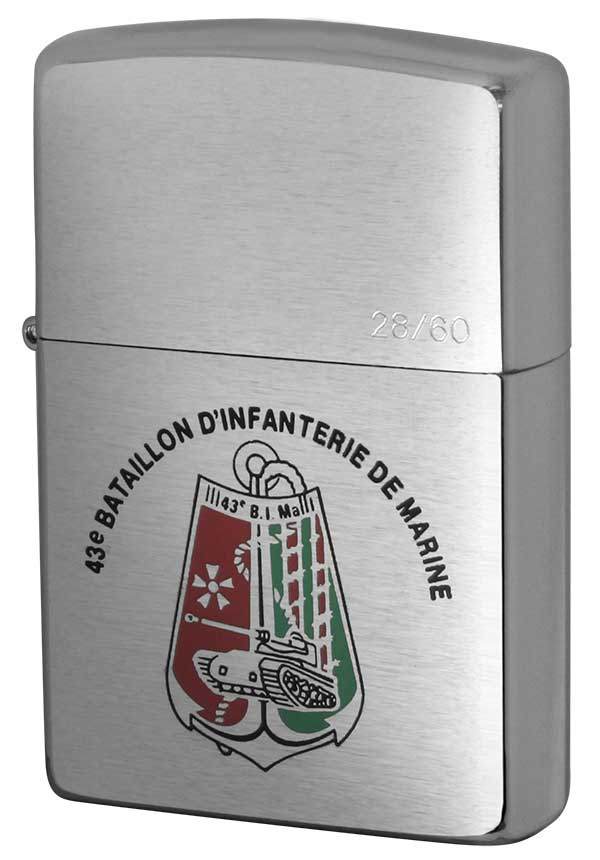 Zippo ジッポー 絶版・1998年製造 フランス軍 ARMED FORCES FRENCH 21