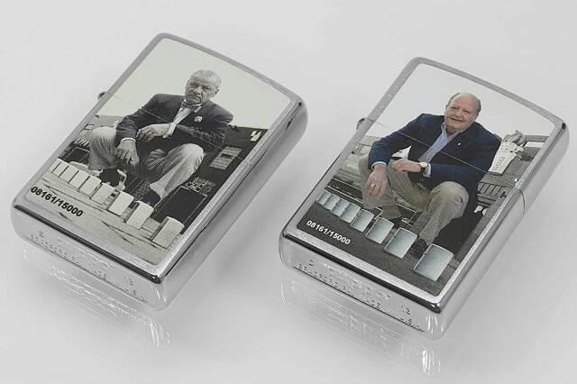 Zippo ジッポー 絶版・2001年製造 限定15,000個生産 A SERIES IN TIME ブレイス&デューク #28546 メール便可