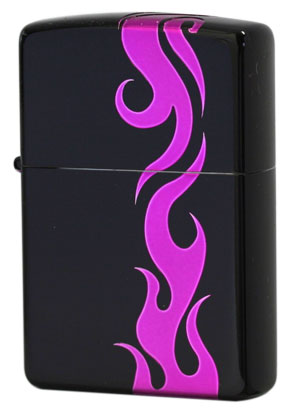 Zippo ジッポー Tribal #200Version 2BK-TRV8