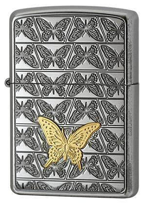 Zippo ジッポー butterfly 2SIM-BUT2