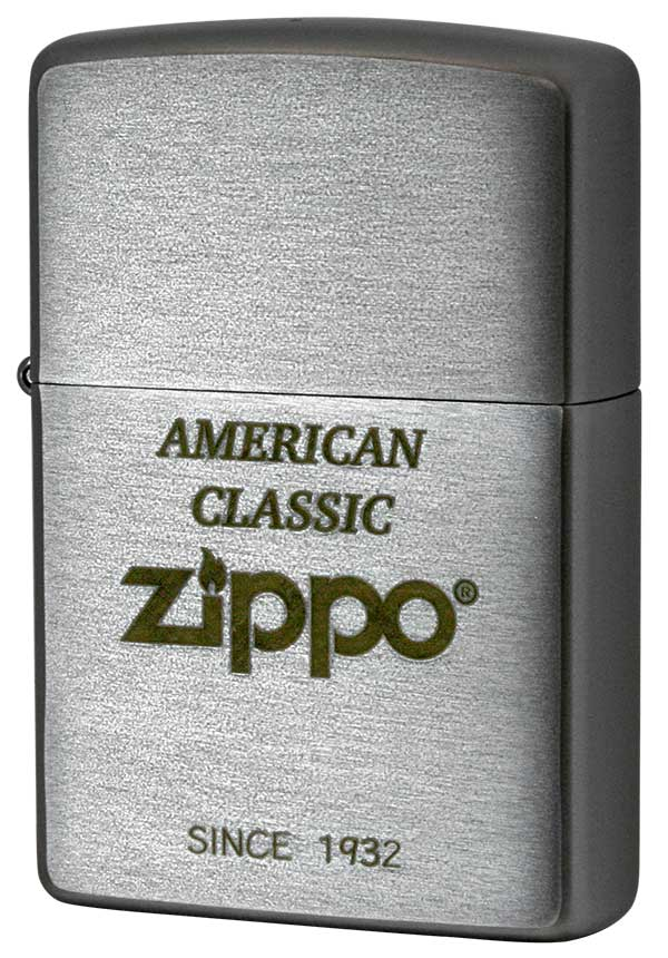 Zippo ジッポー STANDARD LOGO スタンダードロゴ 20F-AC