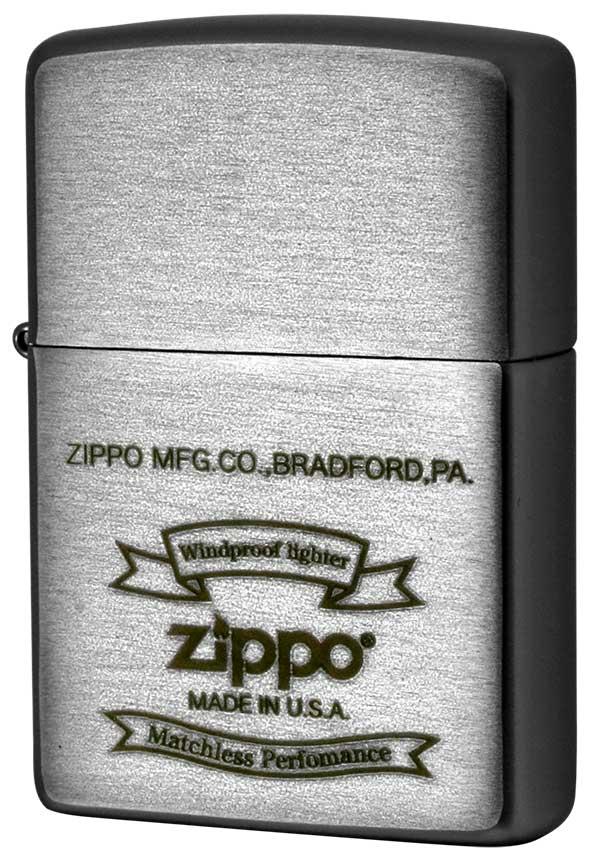 Zippo ジッポー STANDARD LOGO スタンダードロゴ 20F-MFG