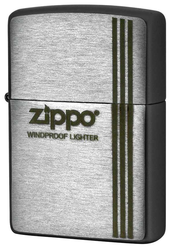 Zippo ジッポー STANDARD LOGO スタンダードロゴ 20F-LINE