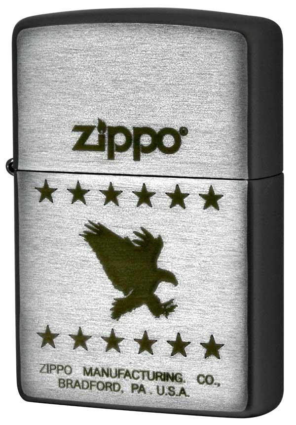 Zippo ジッポー STANDARD LOGO スタンダードロゴ 20F-EAGLE