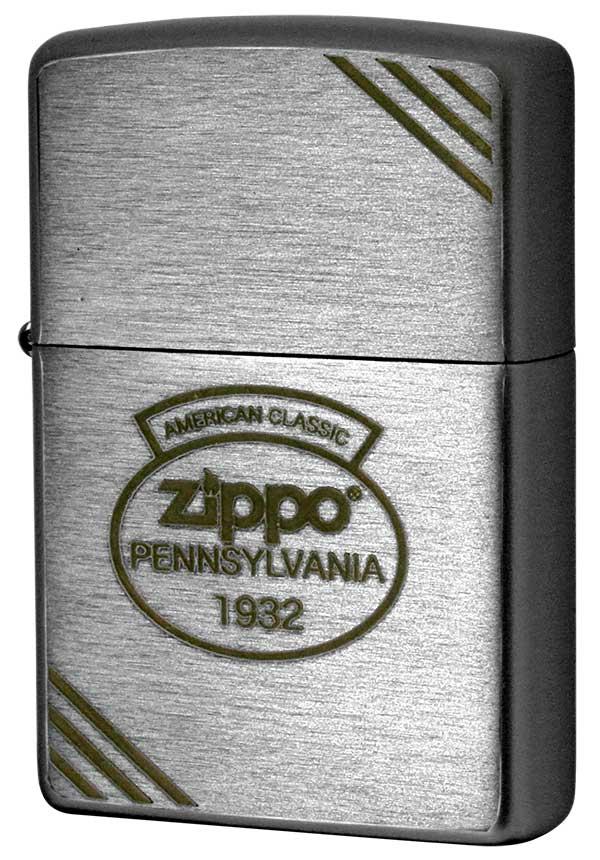 Zippo ジッポー STANDARD LOGO スタンダードロゴ 20F-LB