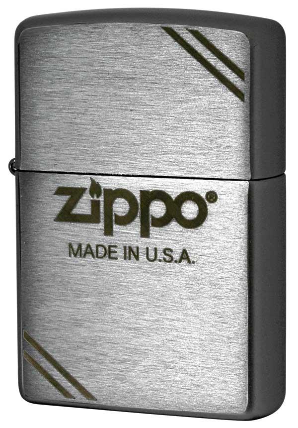 Zippo ジッポー STANDARD LOGO スタンダードロゴ 20F-CT