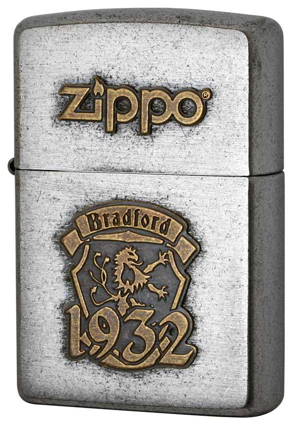 Zippo ジッポー LOGO METAL ロゴメタル 2SFM-1932