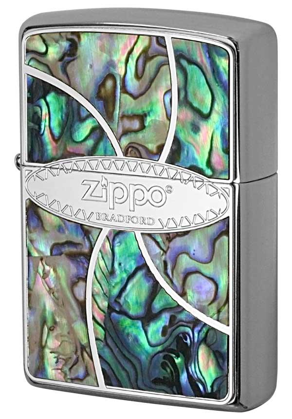 Zippo ジッポー Shell Inlay シェルインレイ 2M-ZSHELL
