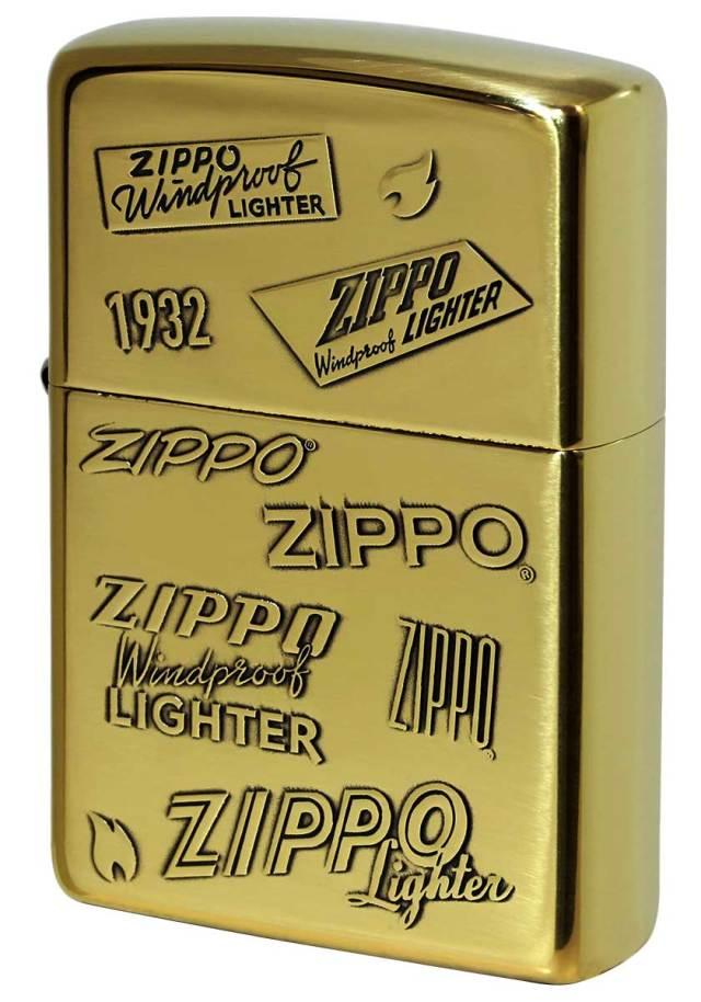 Zippo ジッポー ZIPPO LOGO ジッポー ロゴ 2BI-ZLOGO