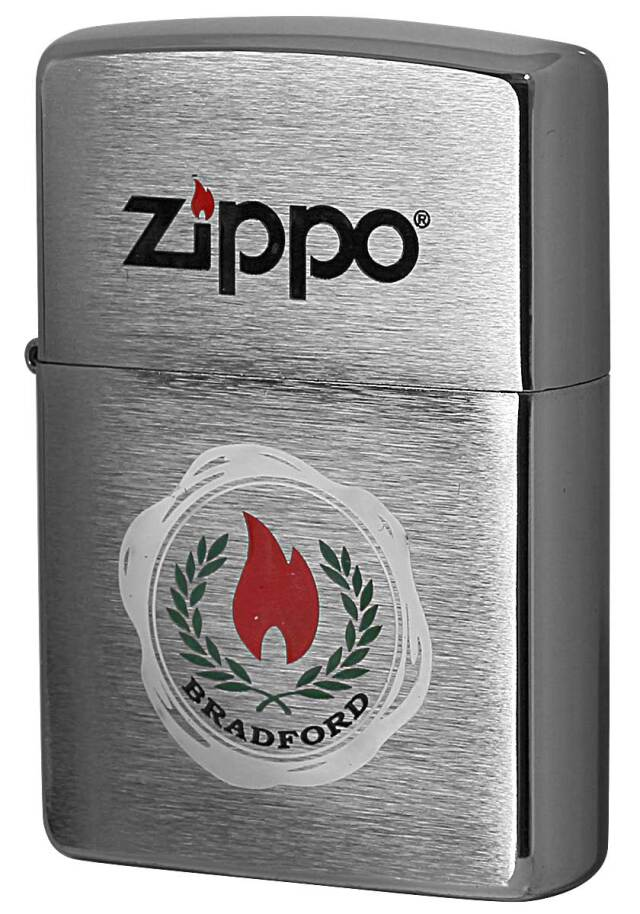 Zippo ジッポー Etching&Paint エッチングペイント 200-FLAME メール便可