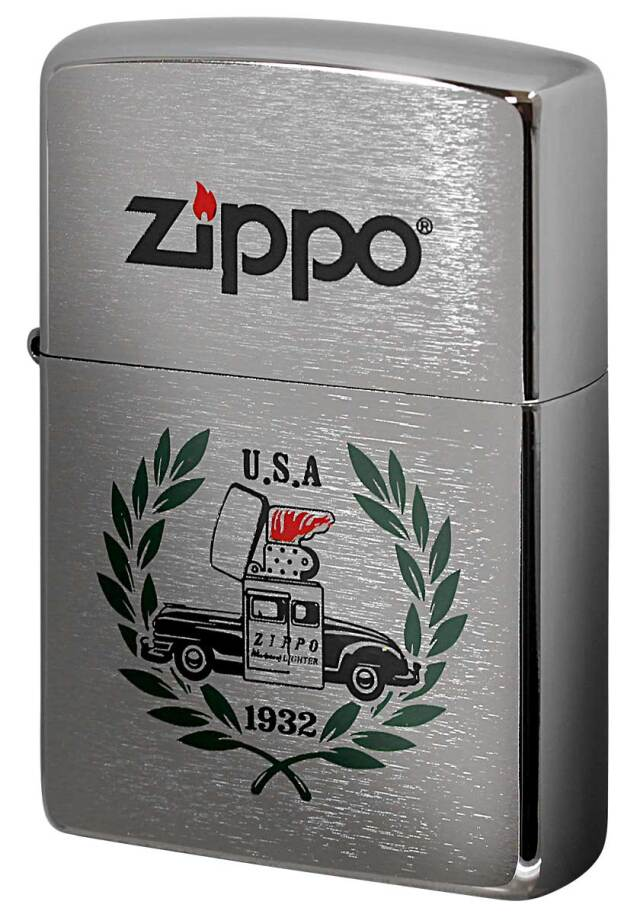 Zippo ジッポー Etching&Paint エッチングペイント 200-ZCAR メール便可