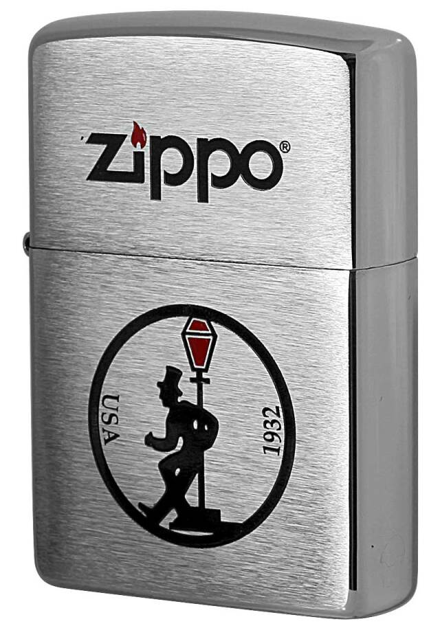 Zippo ジッポー Etching&Paint エッチングペイント 200-DRUNK メール便可