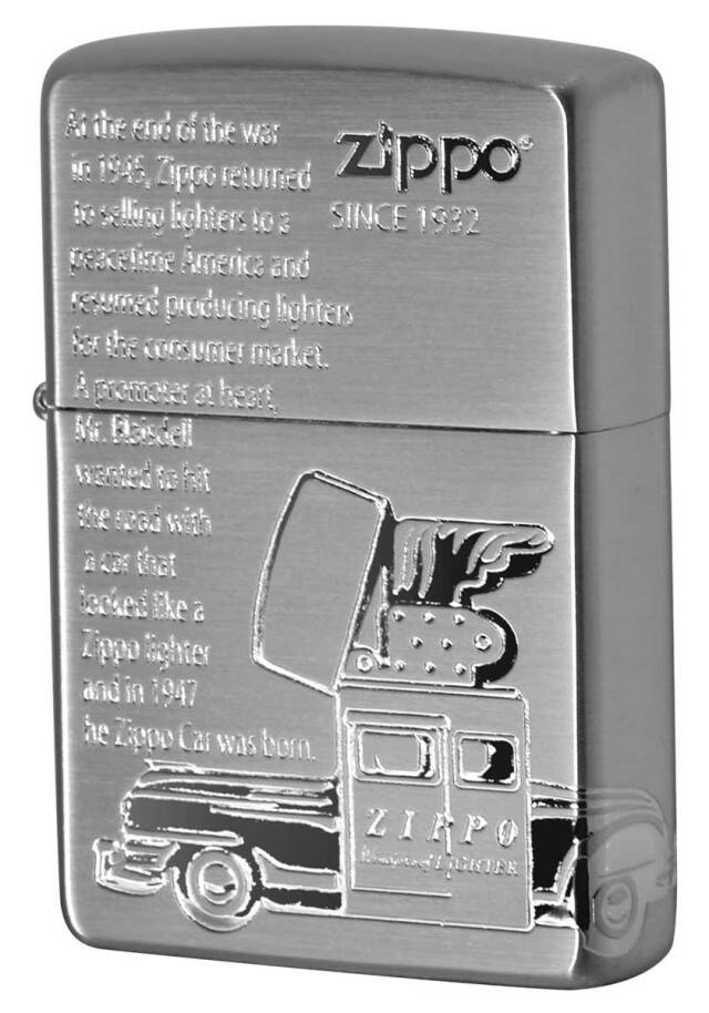 Zippo ジッポー OLD DESIGN オールドデザイン 2SS-ZCAR メール便可