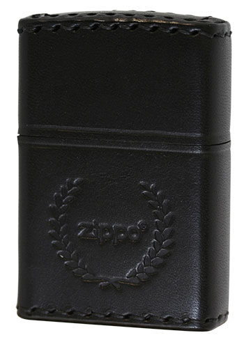 Zippo ジッポー REAL LEATHER B-7