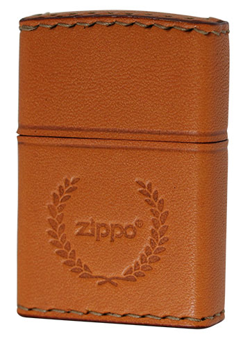 Zippo ジッポー REAL LEATHER LB-7