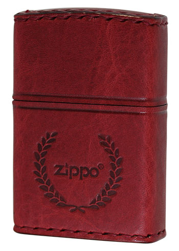 Zippo ジッポー REAL LEATHER RD-7