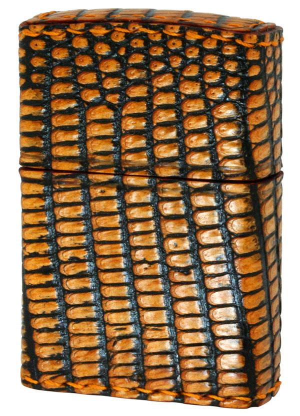 Zippo ジッポー Animal Leather アニマルレザー  2Z-LIZARD