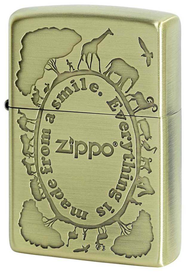 Zippo ジッポー SAFARI サファリ SAFARI-BB メール便可
