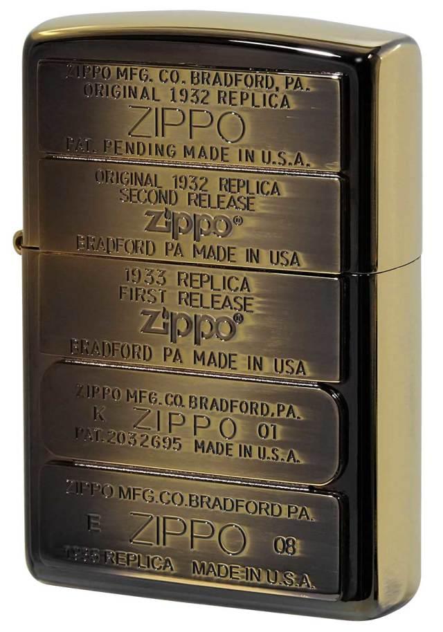 Zippo ジッポー Bottom Metal ボトムメタル BM-111BGI
