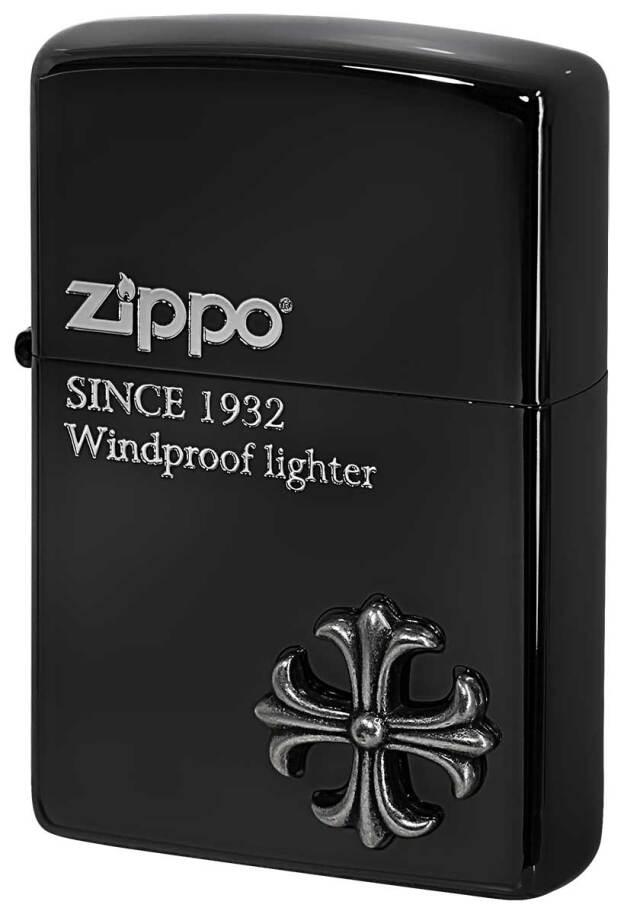 Zippo ジッポー Cross Metal クロスメタル 2CM-2 メール便可
