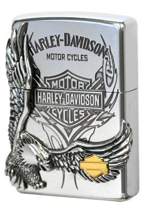 Zippo ジッポー Harley Davidson HDP-16