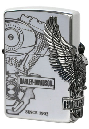 Zippo ジッポー Harley Davidson HDP-3