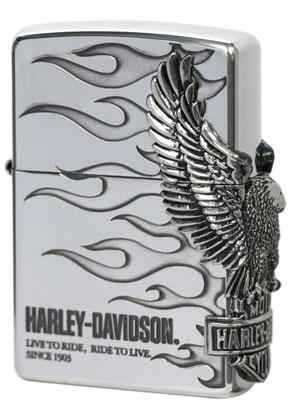 Zippo ジッポー Harley Davidson HDP-4
