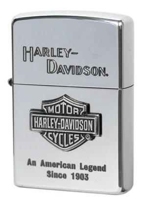 Zippo ジッポー Harley Davidson HDP-9 メール便可