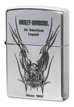 Zippo ジッポー Harley Davidson HDP-10