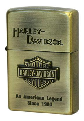 Zippo ジッポー Harley Davidson HDP-11 メール便可
