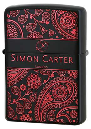 Zippo ジッポー Simon Carter SCP-016