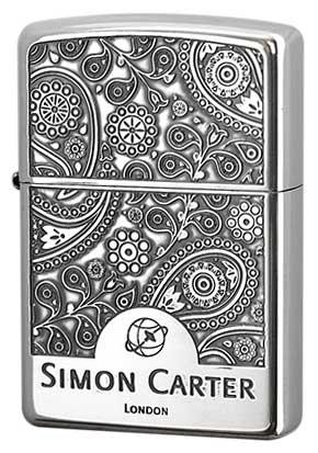 Zippo ジッポー Simon Carter SCP-018