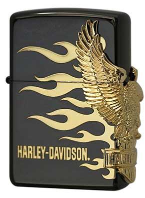 Zippo ジッポー Harley Davidson HDP-01