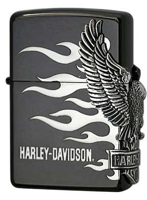 Zippo ジッポー Harley Davidson HDP-02