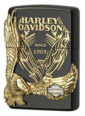 Zippo ジッポー Harley Davidson HDP-15